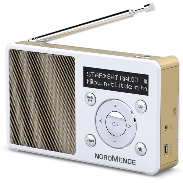 Nordmende Transita 100 Digitalradio Made in Germany Bild1