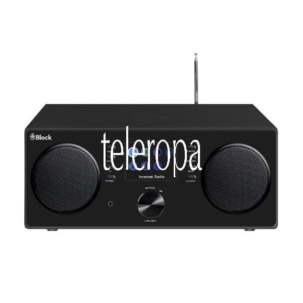 Block CR-20 (Internetradio, Speaker, WLAN, Bluetooth, DAB+ Radio) B-Ware