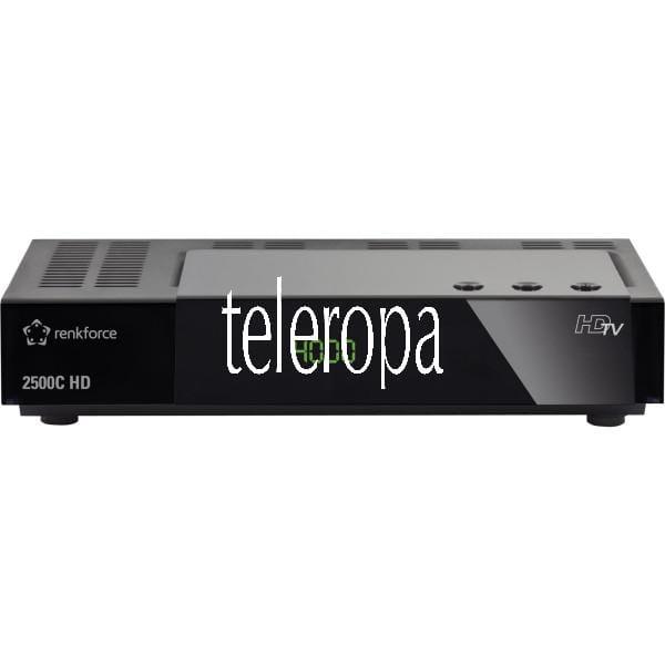 2500 C HD HDTV Kabel Receiver (HDMI, USB, Aufnahmefunktion) gebraucht / generalüberholt