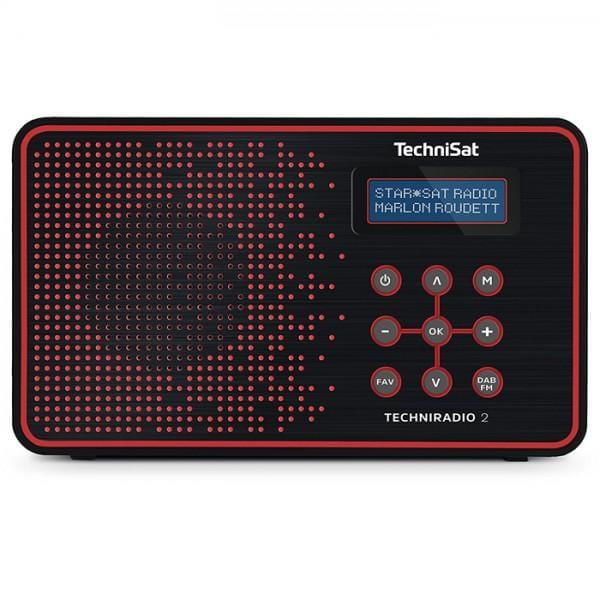 TechniSat TECHNIRADIO 2 DAB+/DAB, UKW-Empfang Bild1