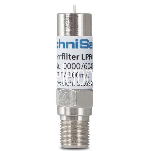 LTE-Sperrfilter F-Stecker