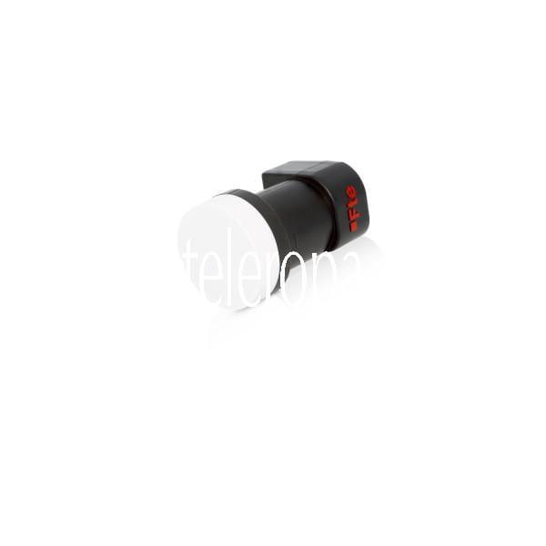 eXcellento Red HQ Single LNB (für 1 Teilnehmer/Receiver einsetzbar, 0,8dB, 4K/UHD, full HD, Wettersc