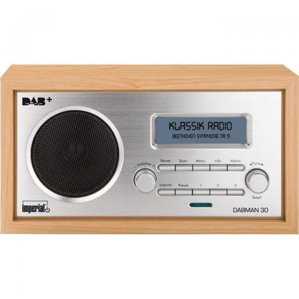 DABMAN 30 DAB+ und UKW-Digitalradio gebraucht / generalüberholt