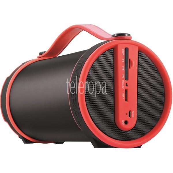 IMPERIAL BEATSMAN Mobiler 2.1 Bluetooth Lautsprecher mit UKW Radio Bild6