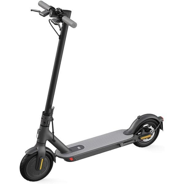 Mi Scooter 1S E-Scooter mit Strassenzulassung (ABE, Bremsenergie Rückgewinnung, LED, 20 km/h, iOS &