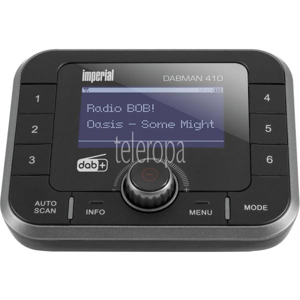 IMPERIAL Dabman 410 Hifi-Adapter mit Bluetooth-Funktion Bild1