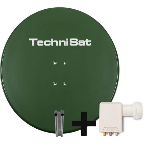 SATMAN 850 inkl. SCR-LNB und 40 mm Halteschelle