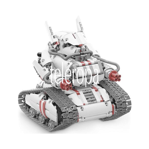 Xiaomi Mi Robot Builder Rover Appgesteuerter Roboter (1.000 Bauteile + 2 Motoren, 3 Modelle baubar, Steuerung & Programmierung über iOS/Android App) Bild 1