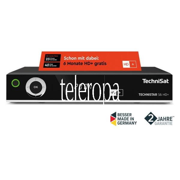 TECHNISTAR S6 HD+ HDTV Sat-Receiver