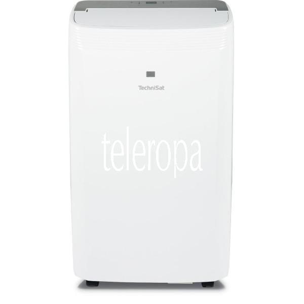 TECHNIPOLAR 2 L Mobile Klimaanlage (14.000 BTU/h (4,1kW), für Räume bis 46qm, Entfeuchterfunktion, Ventilator, Schlaf-Funktion)