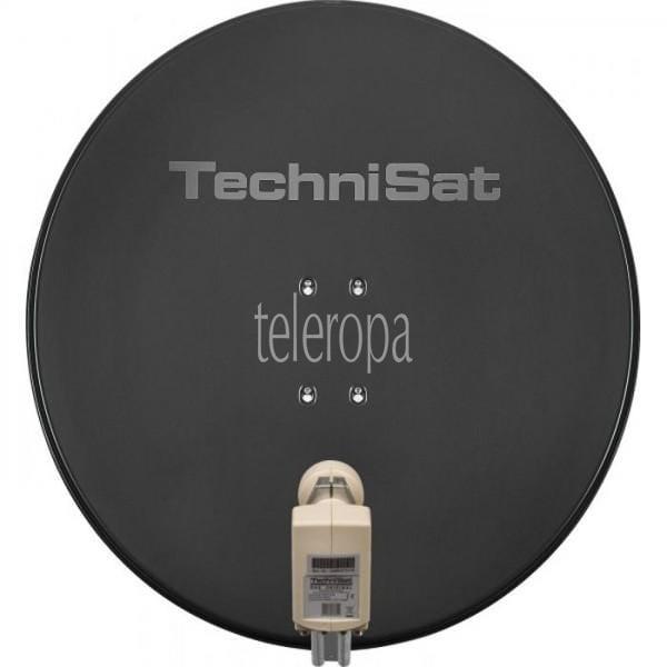 SATMAN 850, 40 mm Quatro-Switch-LNB