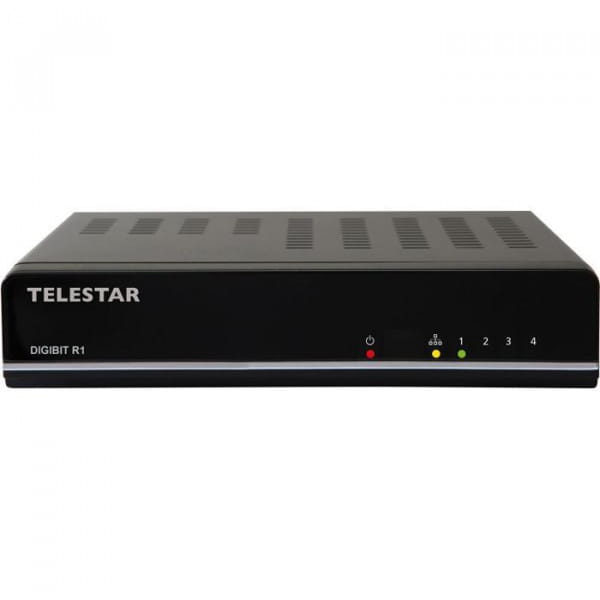 TELESTAR DIGIBIT R1, schwarz (Digitaler Sat-IP Transmitter) Bild1