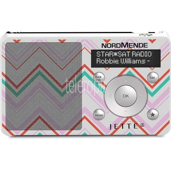 TechniSat Transita 100 by JETTE DAB+ Digitalradio Frontal