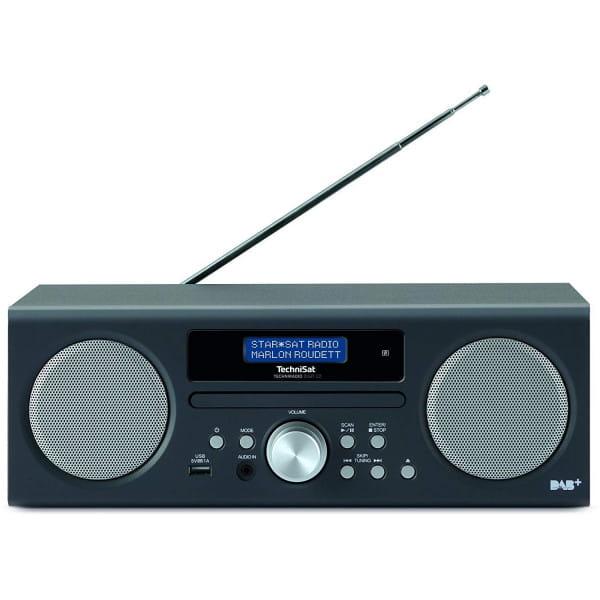 TECHNIRADIO DIGIT CD (Digitalradio für DAB+, DAB und den UKW-Empfang)