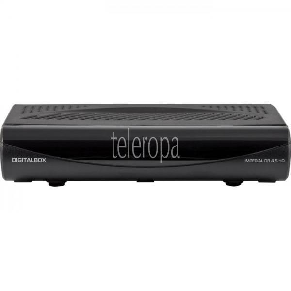 IMPERIAL DB 4 S HD C-Ware FullHD Satreceiver mit Aufnahmefunktion Bild1