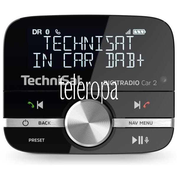 TechniSat DIGITRADIO Car 2 DAB+ Auto Adapter Bild 2