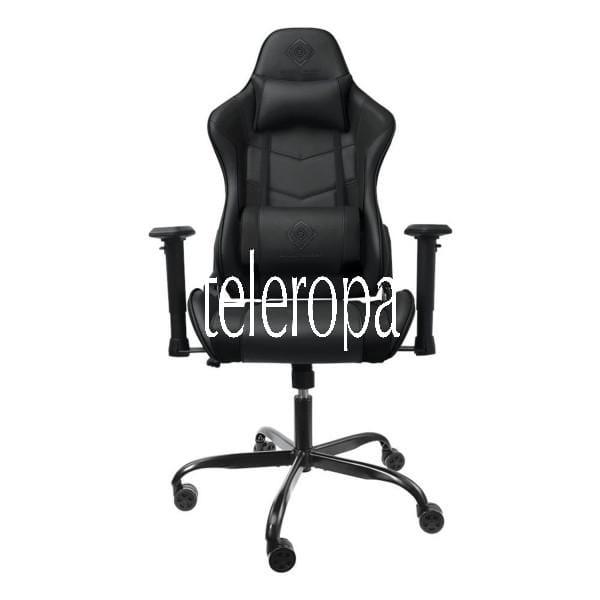 Gaming Stuhl Jumbo (Hohe Rückenlehne, 110kg Belastbarkeit, Gamer Chair, PU-Leder, Höhenverstellbar,