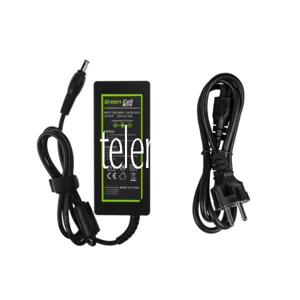 Netzteil / Ladegerät Green Cell PRO 19V 3.16A 60W für Samsung R519 R719 RV510 NP270E5E NP275E5E NP30