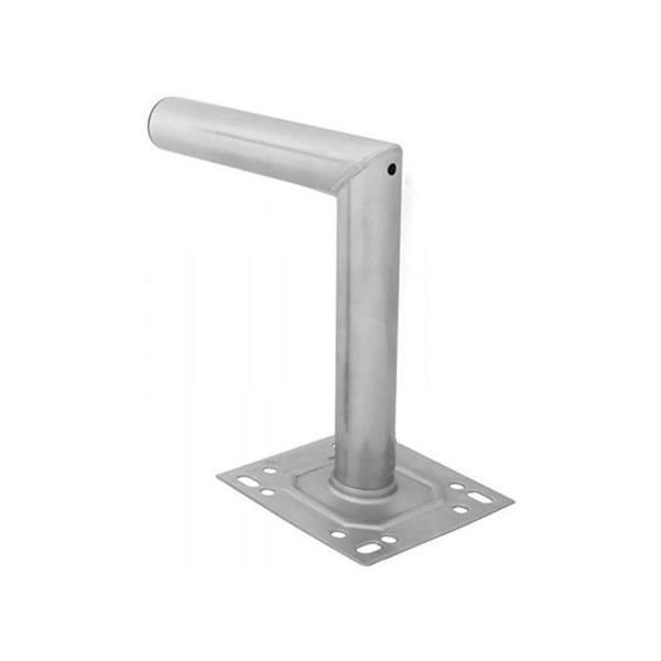 Stahl-Wandhalterung 25 cm Wandabstand