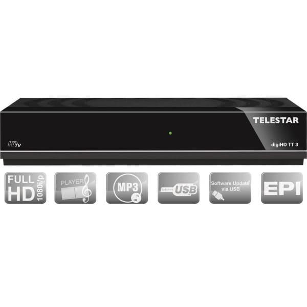digiHD TT3 DVB-T 2 Receiver B-Ware