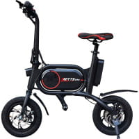 TROTTY bike, klappbarer e-Bike Scooter