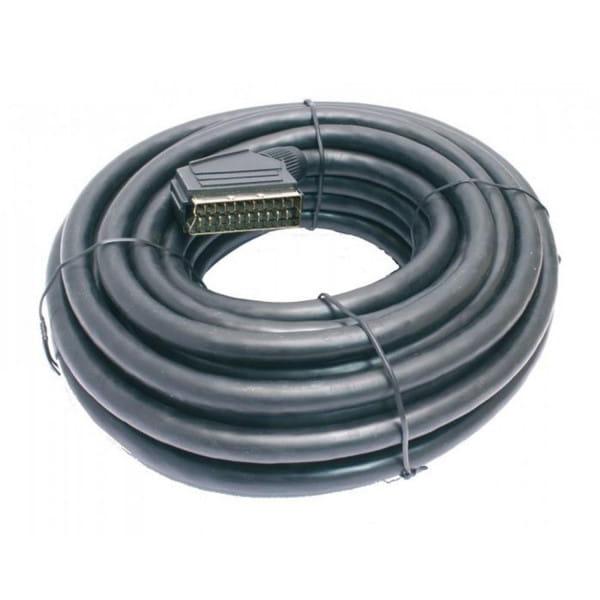 Scart-Kabel 10,0 m voll beschaltet
