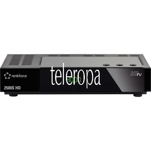 2500 S HD HDTV-Satelliten-Receiver (HDMI, PVR-Ready, 2X USB, 2X Audio Digital) gebraucht / generalüb