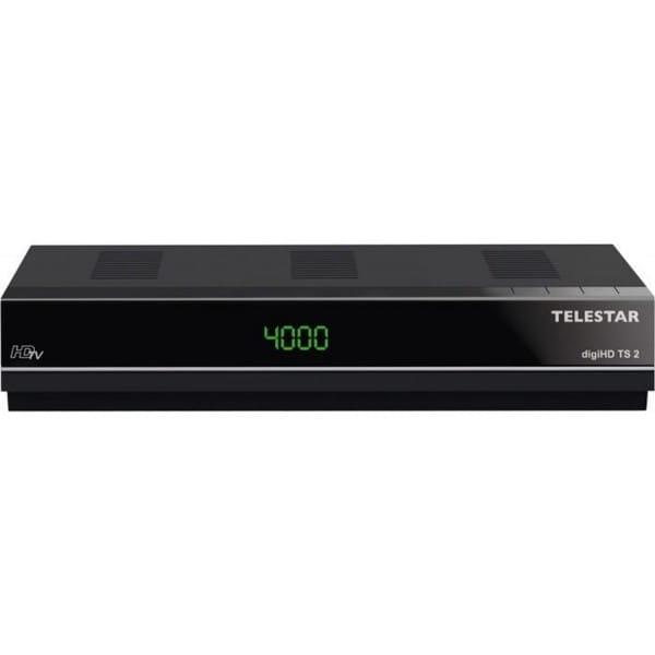 TELESTAR digiHD TS2 HDTV-Satellitenreceiver B-Ware Bild1