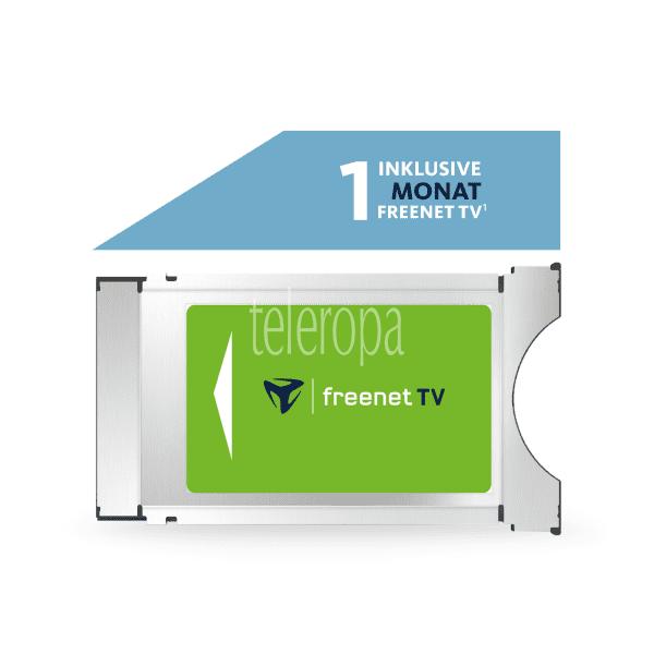 freenet TV CI+ Modul für DVB-T2 HD inkl. 1 Monat Guthaben Bild 1