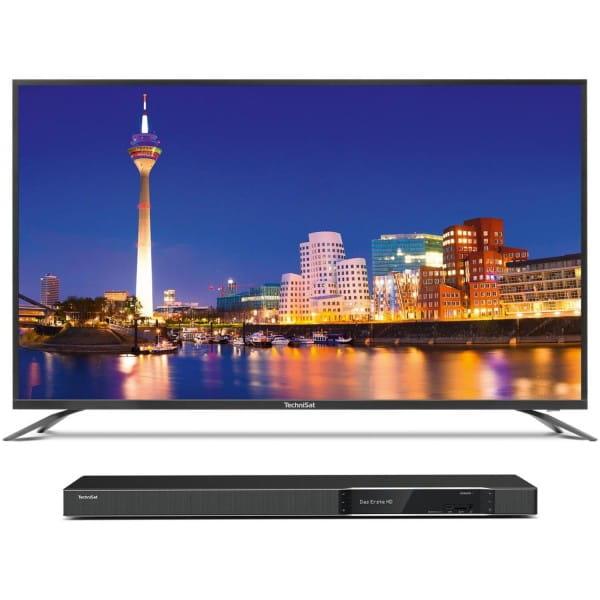 SONATA 1 mit MONITORLINE UHD 55 Fernseher mit Soundbar und vielem Mehr