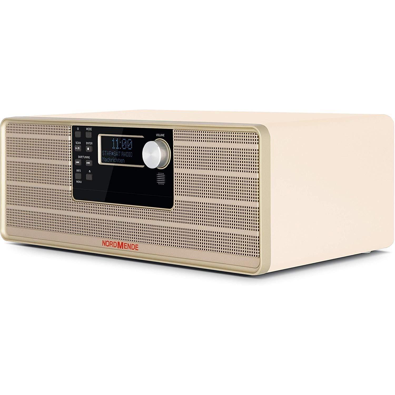 transita 320 hochwertiges stereo micro system mit cd spieler bluetooth dab und ukw empfang. Black Bedroom Furniture Sets. Home Design Ideas