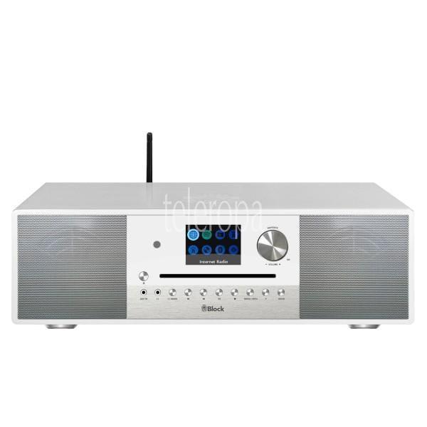 Block SR-100 smartes Internetradio und DAB+ Digitalradio (Farbdisplay, Spotify, Bluetooth, DLNA, UPnP) Bild 11
