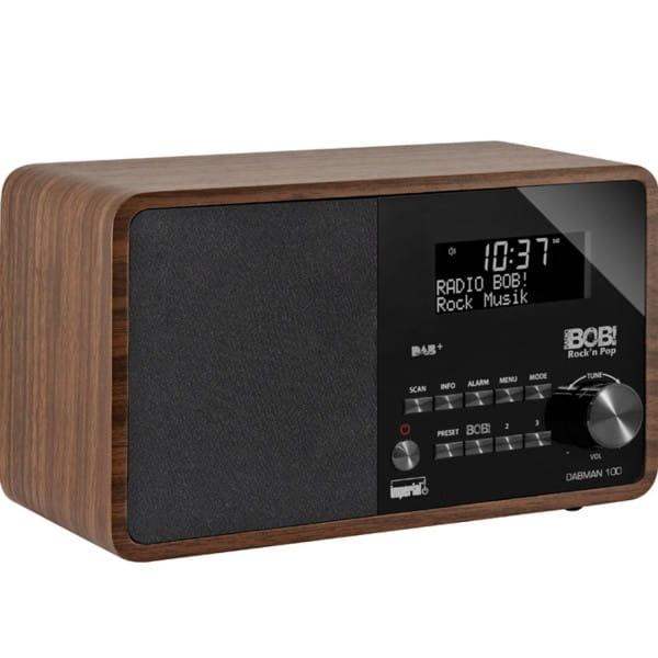 IMPERIAL DABMAN 100 RADIO BOB! Bild1